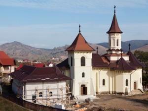 Gura Humorului, Romania, October 2012