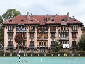 Brasov, Romania, October 2012