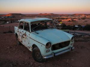 Coober Pedy, South Australia, 8/7/2008
